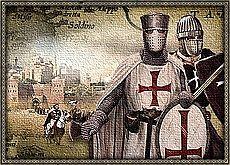 Гибель Иерусалимского королевства.