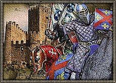 Гибель королевства Португалия.