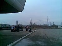 Тольяттинский ж/д вокзал.