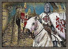 Гибель королевства Леон и Кастилия.