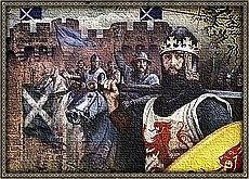 Гибель королевства Шотландия.