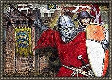 Гибель Датского королевства.