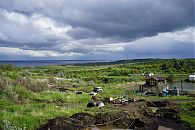 Вид на Хвалынск.