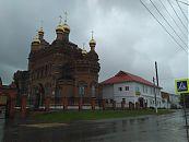 Хвалынская церковь.