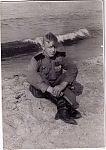 Германия, 1946 год. Берег моря?