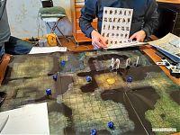 Вид на игровое поле Pathfinder'а.