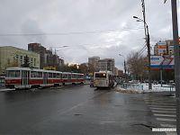 Обычная самарская улица.
