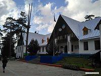 Административный домик лагеря «Уллу-тау».