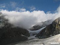 Вид на перевал Куллумкол.