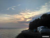 Пляж кемпинга «Девятый километр».