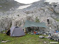 Наш лагерь.