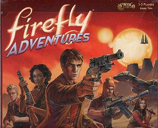 Firefly Adventures: Brigands and Browncoats - настольная игра по вселенной «Светлячка»