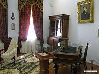 Рабочий кабинет В.М.Бехтерева.