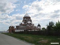 Один из храмов Свияжска.