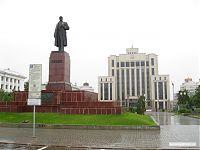 Казанский Ленин.