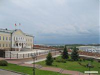 Президентский дворец в Казанском кремле.