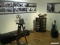 Музей истории кинематографа, совмещённый с кинотеатром.