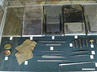 Инструменты для гравировки по металлу.