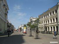 Улица Баумана.