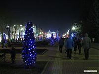 Новогодняя ночь в Кисловодске.