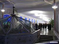 Внутренности Нарзанной галереи.