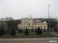 Заброшенный вокзал Железноводска.