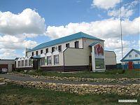 Здание иске-казанского музея.