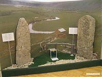 Надгробия с иске-казанского кладбища (датированы 1494 годом).