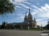 Уральский Храм Христа Спасителя.