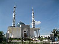 Уральская Новая мечеть.