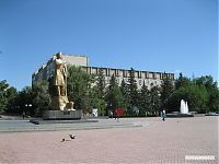 Я люблю Уральск.
