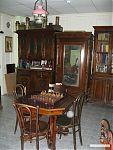 Немного старинной мебели.