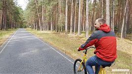 Ровные асфальтированные дороги - и никаких (ну почти) машин!