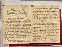 Доклад о формировании Мозырьской уездно-городской милиции и её деятельности со дня формирования.