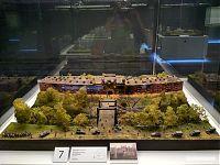 Миниатюра Брестской крепости, реконструкция штурма Брестской крепости войсками Германии.