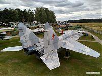 Музей авиационной техники Белоруссии.