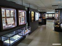 Общий вид на залы музея истории медицины Белоруссии.