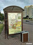Город покрыт креативной социальной рекламой.