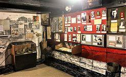 Экспозиция дома-музея севастопольского подполья.