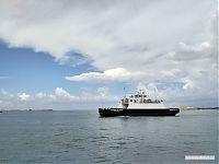 Паром «Адмирал Истомин», внутригородской транспорт.