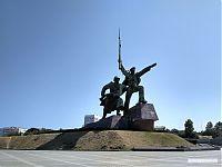 Монумент «Солдат и Матрос».