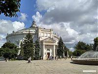 Здание панорамы «Оборона Севастополя 1854–1855 гг».