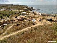 «Окопный парк», воссоздающий часть оборонительных рубежей батаери.