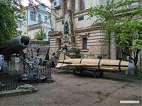 Крылатые ракеты в экспозиции севастопольского музея истории Черноморского флота.