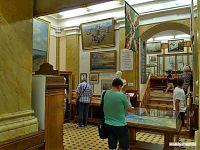 Музей истории Черноморского флота. Зал XIX века.