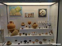 Глиняная посуда античности.
