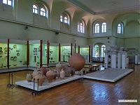 Общий вид византийского зала.