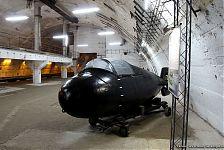 Сверхмалая подводная лодка ТРИТОН-1М.