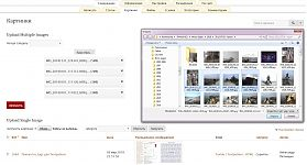 Плагин jbach_jbx_multiple_image_upload для Textpattern.