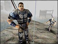 Корд, мастер меча в Новом Лагере.